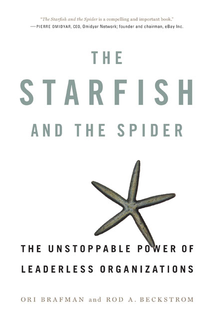 starfish and the spider